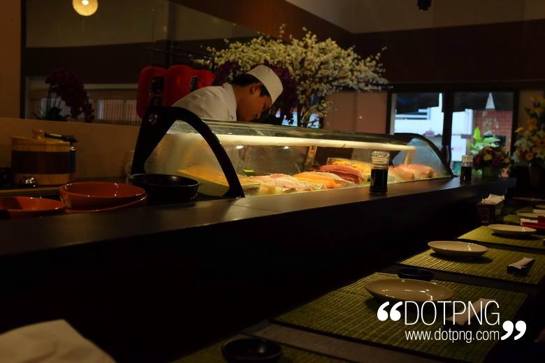 Shinsoko Sushi สีลมซอย6